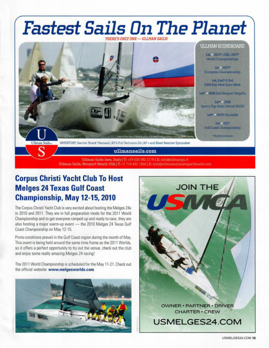 ullman sails fastest sails on the planet magazine article with different sailing images